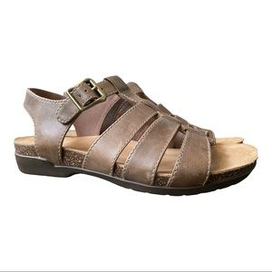 Dansko New Women's Sandal Roni Stone size 38